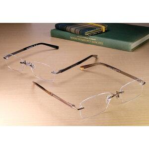 トラサルディ 遠近両用 シニアグラス - 眼鏡 おしゃれ 老眼鏡 メンズ レディース 紳士 婦人 大人 トラサルディー TRUSSARDI ブラック ブラウン 度数 1.5 2.0 2.5 3.0 3.5