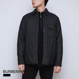 バーバリー BURBERRY メンズ アウター ジャケット リバーシブル キルティング ヴィンテージチェック コットン ブラック 44〜50(UKサイズ) 80296491【返品交換無料】