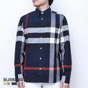 バーバリー BURBERRY WINDSOR シャツ メンズ トップス イギリス ワイシャツ ドレスシャツ カッターシャツ 長袖 チェッ…