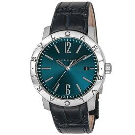 ブルガリ BVLGARI ブルガリブルガリ メンズ 時計 腕時計 自動巻 ブルー BB41C3SLD