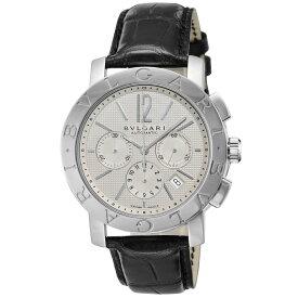 ブルガリ BVLGARI ブルガリブルガリ メンズ 時計 腕時計 自動巻 ホワイト BB42WSLDCH