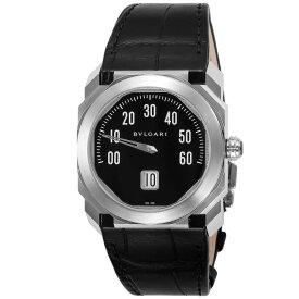 ブルガリ BVLGARI オクト / OCTO メンズ 時計 腕時計 BVS-BGO38BSLR ブランド とけい ウォッチ