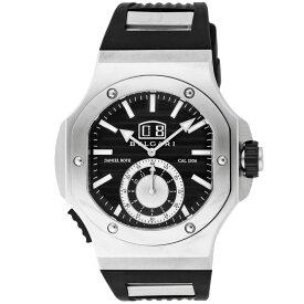 ブルガリ BVLGARI 腕時計 オクト メンズ 時計 ダニエル ロート クロノスプリント 自動巻 ブラック BRE56BSVDCHS