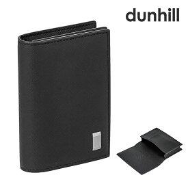 ダンヒル dunhill 名刺入れ メンズ 雑貨 カードケース ウォレット ファッション 小物 ブラック 20R2P11PC001R ブランド おしゃれ プレゼント ギフト 誕生日 父の日
