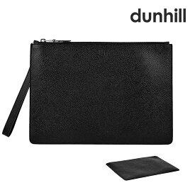 ダンヒル dunhill クラッチバック メンズ バッグ ファッション セカンドバック ブラック L3BCF0A ブランド おしゃれ プレゼント ギフト 誕生日 父の日
