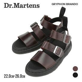 ドクターマーチン Dr.Martens GRYPHON グリフォン サンダル レディース シューズ ブーツ レザー ビーチサンダル トングサンダル