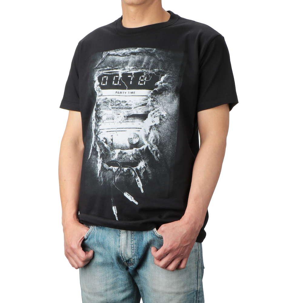 ディーゼル DIESEL T-JOE-OA MAGLIETTA メンズ トップス Tシャツ - Uネックブランド ティーシャツ シャツ カットソー カジュアル