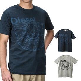 ディーゼル DIESEL T- BALLOCK MAGLIETTA メンズ トップス Tシャツ - Uネック【ブランド】 ティーシャツ シャツ カットソー カジュアル【SALE】