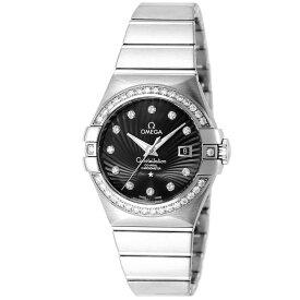 オメガ OMEGA コンステレーション レディース 時計 腕時計 OMS-12355312051001 高級腕時計 ブランド スイス とけい ウォッチ 新品 PURE GOLD WATCH 金無垢
