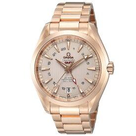 オメガ OMEGA シーマスター アクアテラ メンズ 時計 腕時計 OMS-23150432202001 高級腕時計 ブランド スイス とけい ウォッチ 新品 PURE GOLD WATCH 金無垢