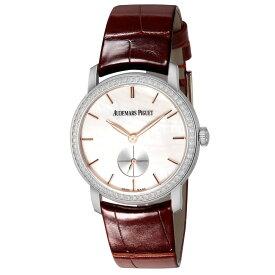 オーデマ・ピゲ AUDEMARS PIGUET ジュール レディース 時計 腕時計 手巻き ホワイト 77240BC.ZZ.A808CR.01 金無垢