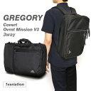 グレゴリー GREGORY Covert Classic Covert Overnight Mission V3 メンズ バッグ ブリーフケース 1197191...