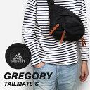 グレゴリー GREGORY TAILMATE S メンズ バッグ ボディバッグ 652231041 ウエストバッグ 斜め掛け ナイロンブランド ワ…