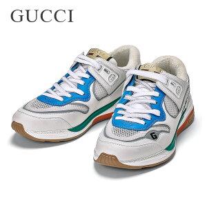 グッチ GUCCI ウルトラペース レディース スニーカー シューズ ラグジュアリー ブランド イタリア ランニング スポーツ 23.0cm 〜 25.0cm カジュアル