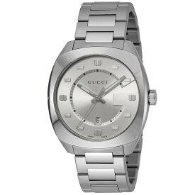 グッチ GUCCI GG2570 メンズ 時計 腕時計 クォーツ シルバー YA142308
