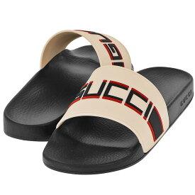 グッチ GUCCI メンズ シューズ サンダル 522884 JC200 9572 ストライプ ラバー スライドラグジュアリー ブランド イタリア ビーチサンダル トングサンダル 靴