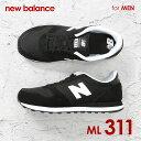 ニューバランス New Balance ML311 メンズ シューズ スニーカー - ML311 M311 311 Lifestyle Fashion NB ブランド ランニング スポーツ