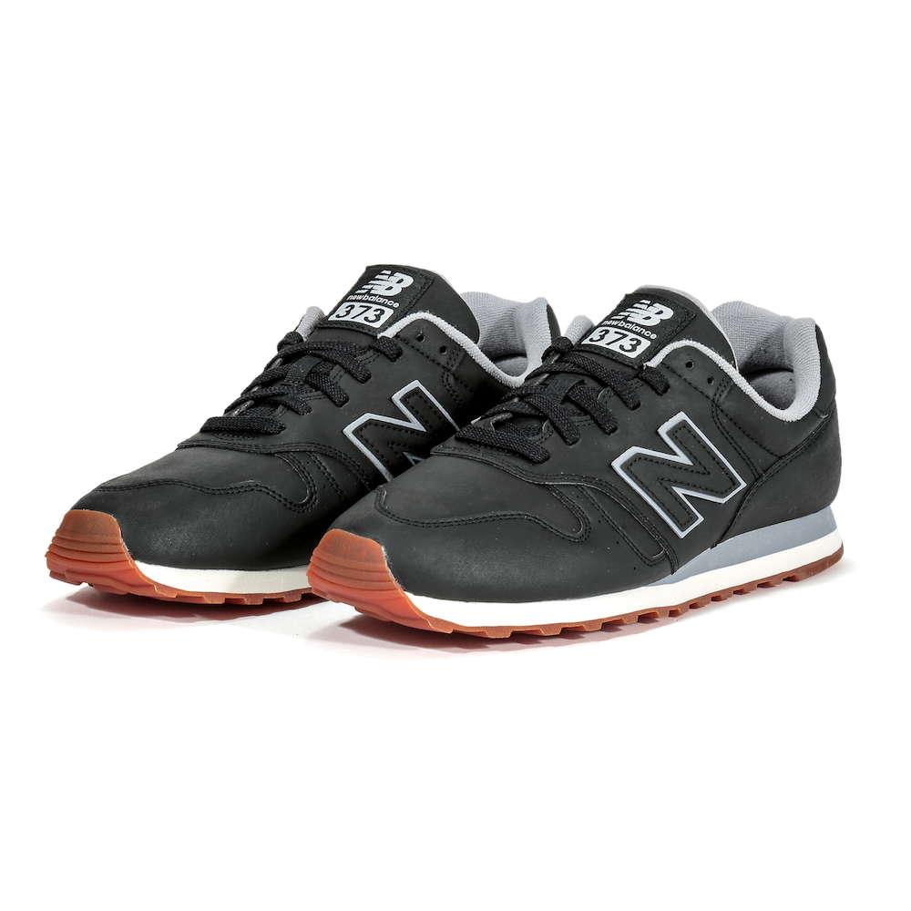 ニューバランス New Balance ML373 メンズ シューズ スニーカー NB-ML373BLA-001-10_5-D 28.5cm シューズ幅 D NB ブランド ランニング スポーツ
