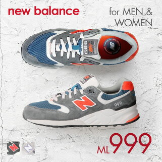 ニューバランスNewBalanceML999メンズシューズスニーカー-NBブランドランニングスポーツ