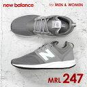 ニューバランス New Balance MRL247 メンズ レディース シューズ スニーカー NB ギフト 23cm 24cm 25cm 25.5cm 26cm 2…