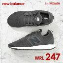 ニューバランス New Balance WRL247 レディース シューズ スニーカー NB ブランド ランニング 22cm 22.5cm 23cm 23.5c…