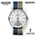 ニクソン NIXON SENTRY セントリー ユニセックス レディース メンズ 時計 腕時計 【カジュアル ストリート ファッション ブランド アメリカ ニクソン】 とけい ウォッチ A105 A3