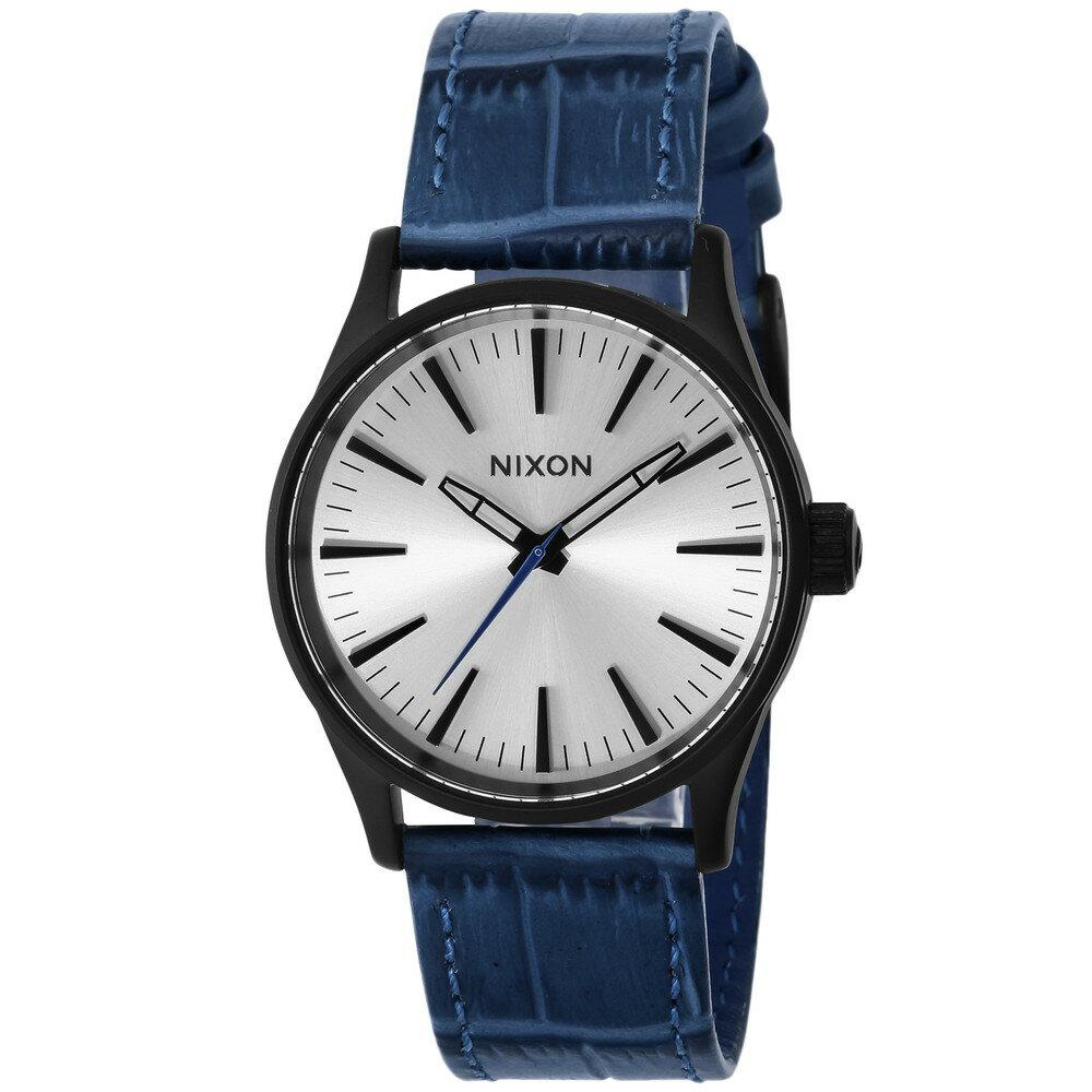 ニクソン NIXON SENTRY 38 LEATHER メンズ 時計 腕時計 NXS-A3772131 セントリー【カジュアル スケーター ストリート ファッション ブランド アメリカ】 とけい ウォッチ