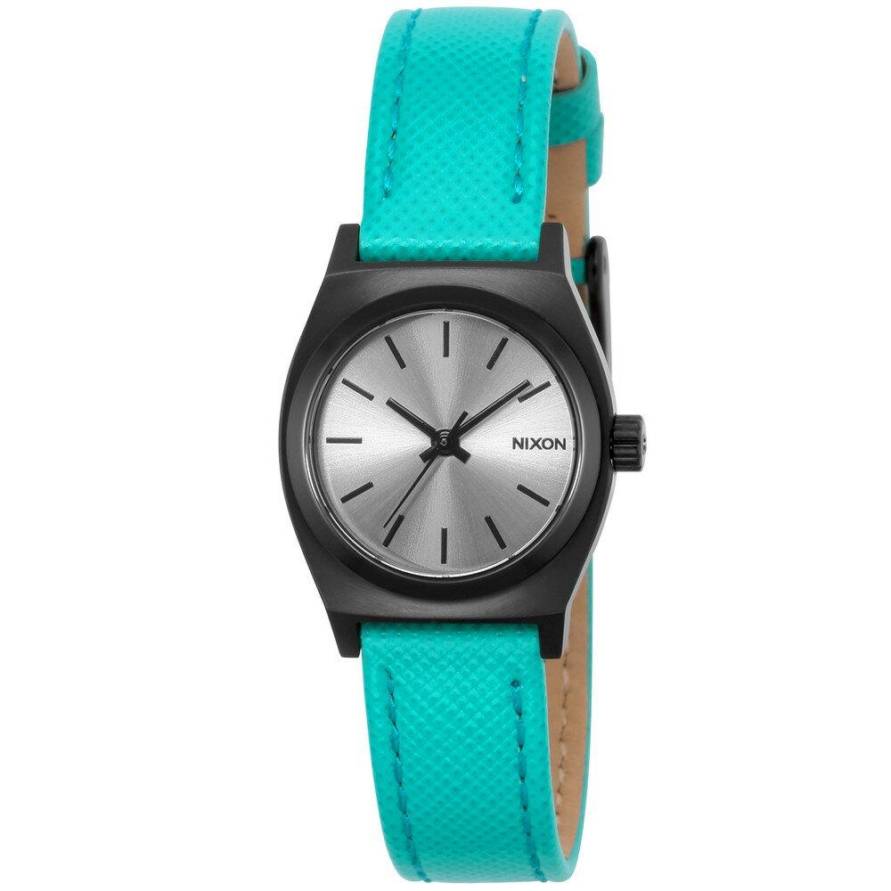 ニクソン NIXON SMALL TIME TELLER LEATHER ユニセックス 時計 腕時計 NXS-A5092084 タイムテラー【カジュアル スケーター ストリート ファッション ブランド アメリカ】 とけい ウォッチ ラッピング無料