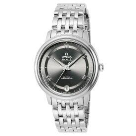 オメガ OMEGA デ・ヴィル デビル メンズ 時計 腕時計 コーアクシャル自動巻 グレー 424.10.33.20.06.001