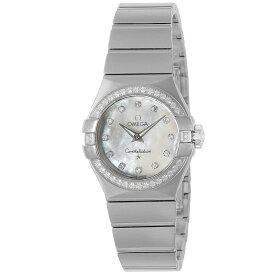 オメガ OMEGA 腕時計 時計 シルバー 123.15.27.60.55.001