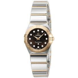 オメガ OMEGA 腕時計 コンステレーション レディース 時計 クォーツ ブラウン 123.20.24.60.63.002