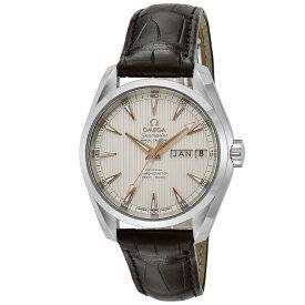 オメガ OMEGA 腕時計 シーマスターアクアテラ メンズ 時計 コーアクシャル自動巻 シルバー 231.13.39.22.02.001