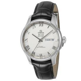 オメガ OMEGA デ・ヴィル デビル メンズ 時計 腕時計 オートマ シルバー 433.13.41.22.02.001