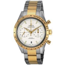 オメガ OMEGA 腕時計 スピードマスター メンズ 時計 コーアクシャル自動巻 ホワイト 331.20.42.51.02.001