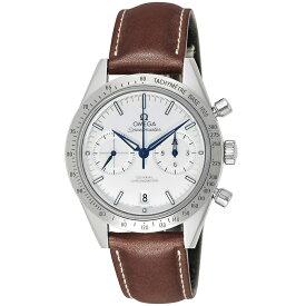 オメガ OMEGA 腕時計 スピードマスター メンズ 時計 自動巻 ホワイト 331.92.42.51.04.001