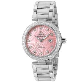 オメガ OMEGA 腕時計 デ・ヴィルレディマティック レディース 時計 デ・ビル コーアクシャル自動巻 ピンク 425.35.34.20.57.001