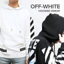 業界最安挑戦! Off-White オフホワイト off white OMBB003S160030020134 OMBB003S160030021034 パーカー メンズ ト…