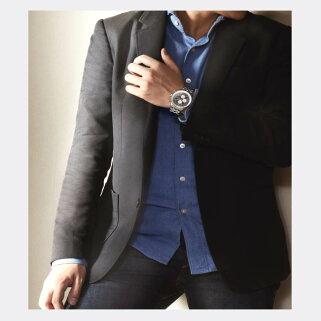 世界のパイロットを魅了するプロフェッショナルモデル登場FlightTimerProfessionalFT44メンズ腕時計【あす楽限定モデル腕時計メンズクロノグラフビジネスナビタイマー時計男性用腕時計革ベルトメンズ腕時計】送料無料あす楽MONOMAX