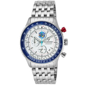 ギオネ GUIONNET Flight Timer Professional メンズ 時計 腕時計 PG-FT44SBI 【ブランド】 とけい ウォッチ 楽天1位(12月4日現在) プレゼント 送料無料 あす楽 ブルーインパルス コラボ レザーベルト 無反射コーティング