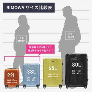 リモワRIMOWASALSADELUXEHYBRIDスーツケース32L機内持ち込みキャリーバッグキャリーケースサルサハイブリッド840.50.50.4ポリカーボネート旅行鞄100席以上4輪3泊GoToトラベル