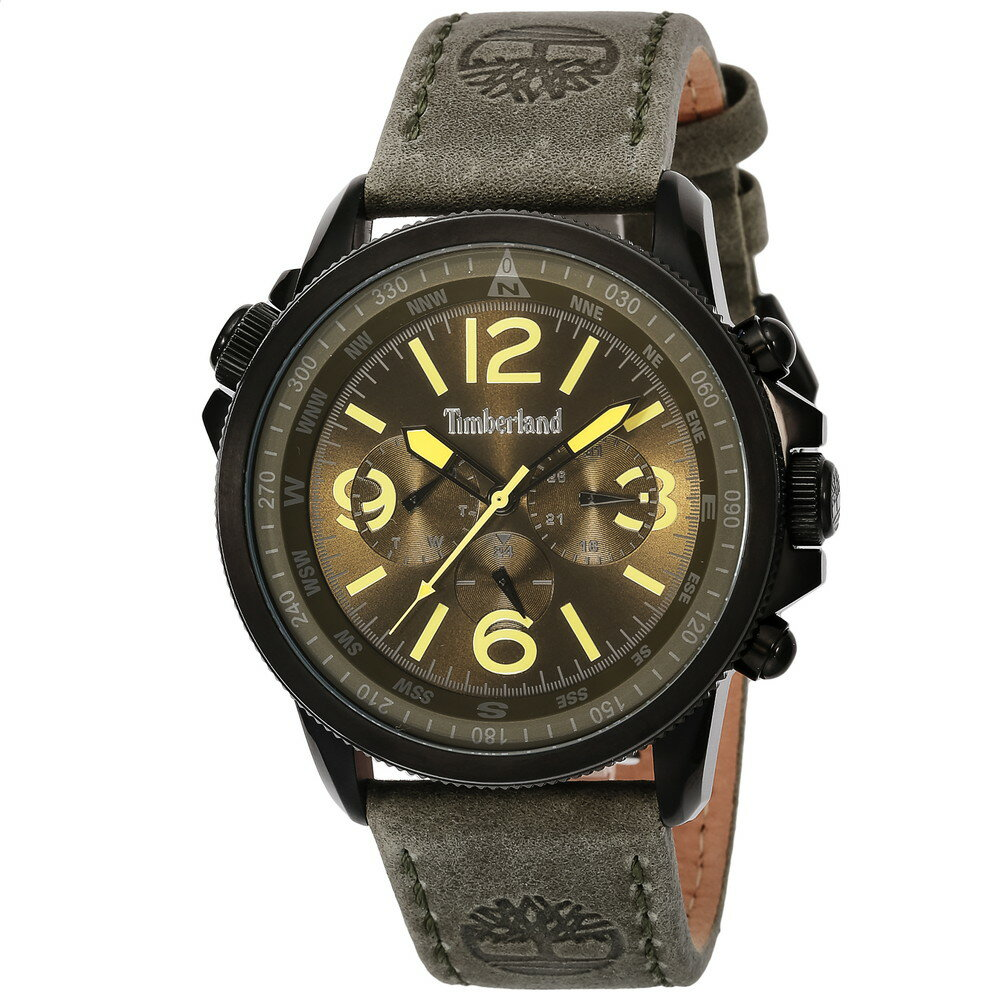 ティンバーランド Timberland Campton メンズ 時計 腕時計 TIM-TBL13910JSB19 CAMPTON【ストリート アウトドア カジュアル ブランド アメリカ】 とけい ウォッチ