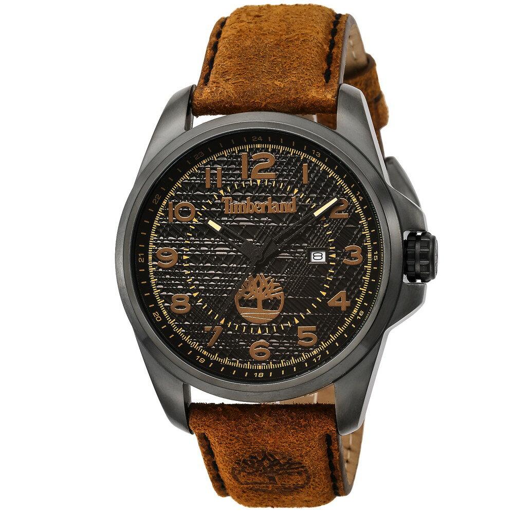 ティンバーランド Timberland Leyden メンズ 時計 腕時計 TIM-TBL14768JSU02 LEYDEN【ストリート アウトドア カジュアル ブランド アメリカ】 とけい ウォッチ