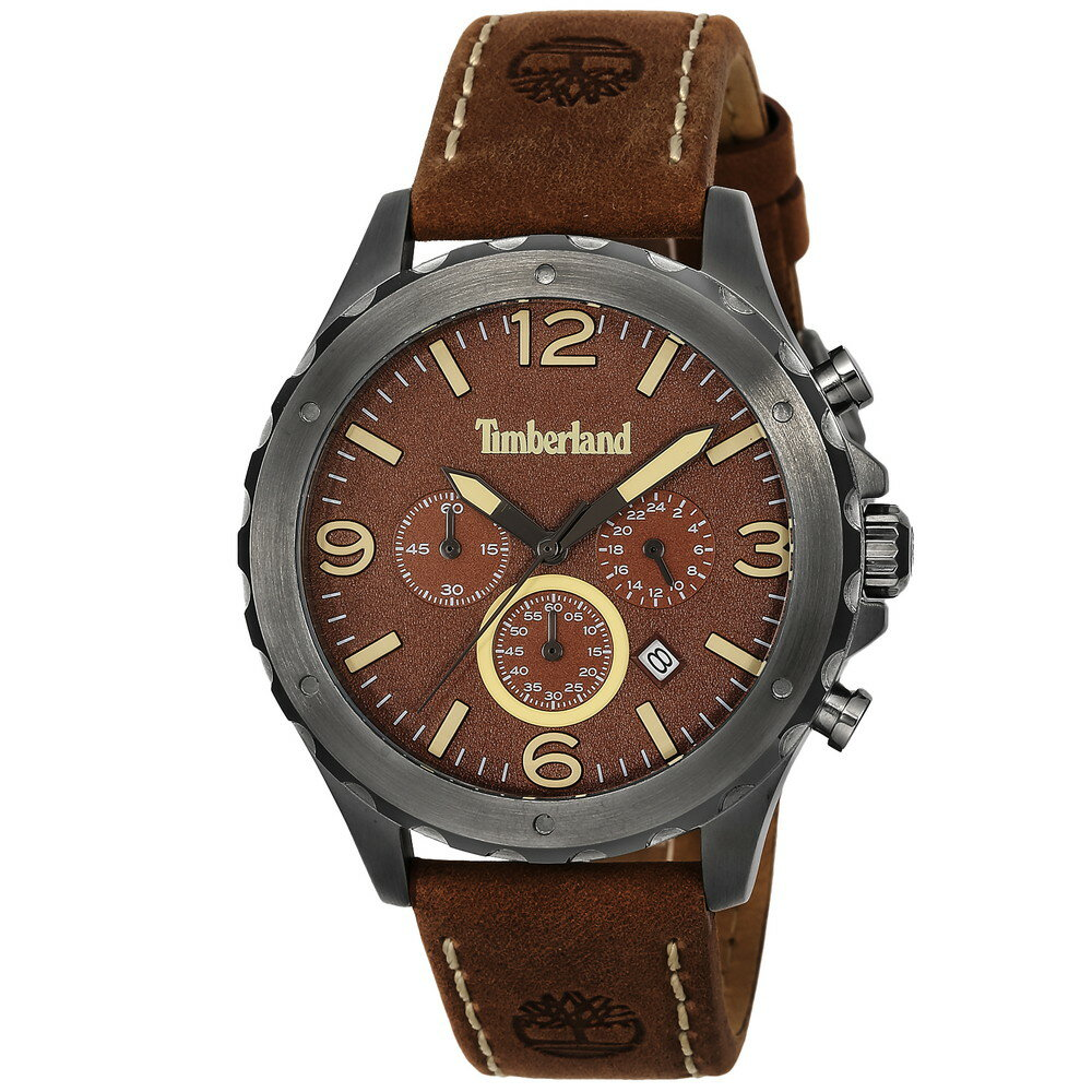ティンバーランド Timberland Warner メンズ 時計 腕時計 TIM-TBL14810JSU12 WARNER【ストリート アウトドア カジュアル ブランド アメリカ】 とけい ウォッチ