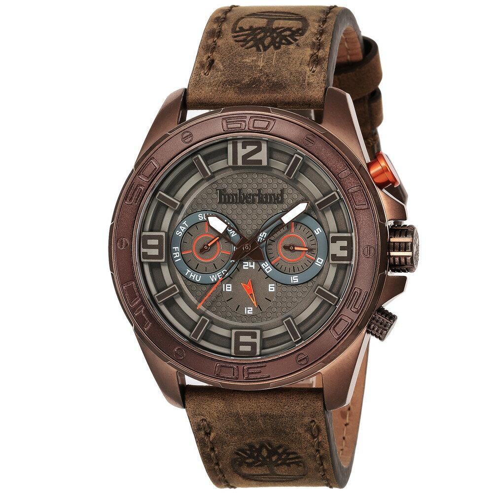 ティンバーランド Timberland Upton メンズ 時計 腕時計 TIM-TBL14814JSQBN61 UPTON【ストリート アウトドア カジュアル ブランド アメリカ】 とけい ウォッチ