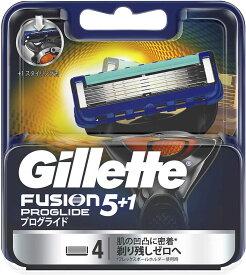 Gillette ジレット プログライド 4個入り