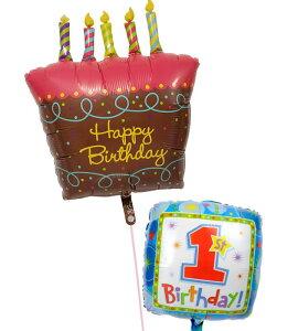【土日祝・GW営業】誕生日 1才 数字 バルーン 飾り 付け プレゼント 電報 ギフト 風船 即日 バースデーケーキ ファーストバースデー 1才の誕生日ブーケ7 ナンバー 男の子 誕生日ケーキ サプラ