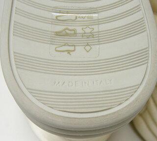 CHANELシャネルハイカットスニーカーサイズ36(約23cm)オフホワイトアイボリーココマークチェーン靴16AG31316Y50578WHITEカーフスキンサテンレザー革ブランド送料無料新品同様質屋【中古】