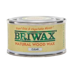ブライワックス・ナチュラル・ウッド・ワックス 125ml BRIWAX 100%天然成分 無垢木製品 木材保護 ツヤ出し 自然素材 DIY