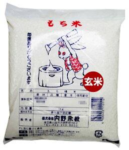【もち米 玄米】山形産ヒメノモチ令和2年産もち玄米1kg
