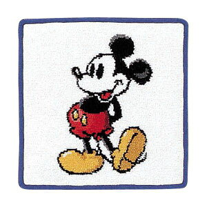 Disney(ディズニー)シェニールミッキー タオルハ...